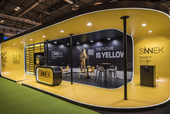 SINNEK will be launched internationally at the EQUIP AUTO PARIS Fair