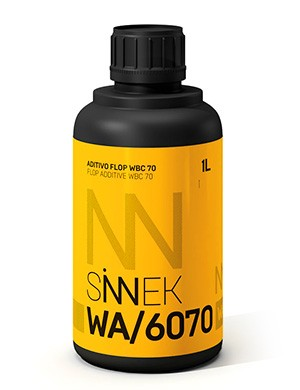 Additive for waterborne basecoat Sinnek