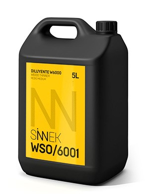 Waterborne thinners Sinnnek